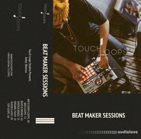 Touch Loops Beat Maker Sessions WAV MiDi