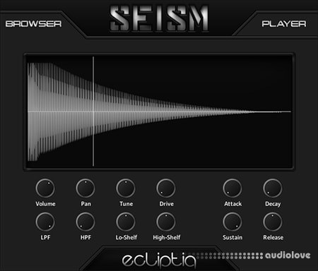 Ecliptiq Audio Seism Synth Presets KONTAKT