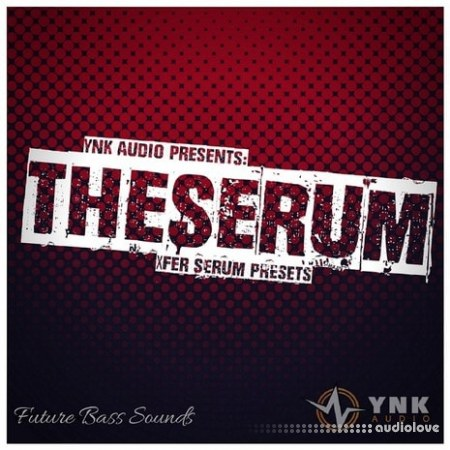 YnK Audio The Serum Future Bass Presets Synth Presets