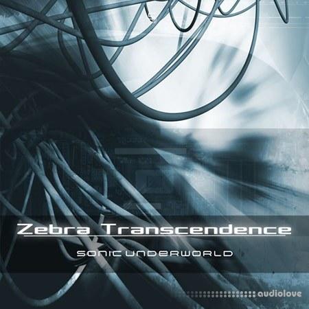 Sonic Underworld Zebra Transcendence Synth Presets