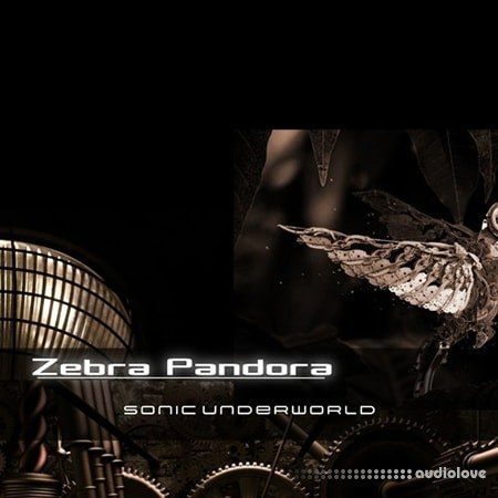 Sonic Underworld Zebra Pandora Synth Presets
