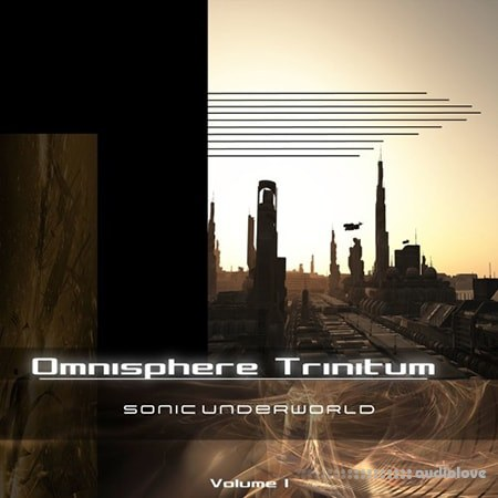 Sonic Underworld Omnisphere Trinitum Volume 1 Synth Presets
