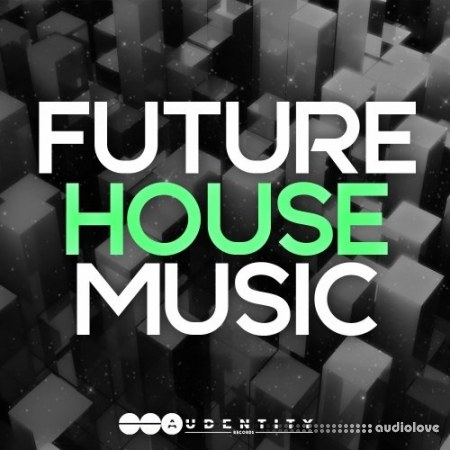Audentity Records Future House Music WAV MiDi Synth Presets