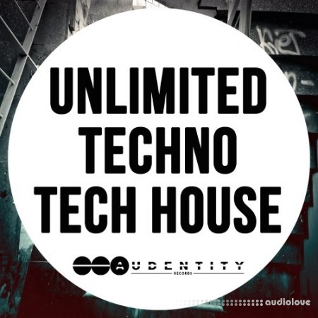 Audentity Unlimited Techno And Tech House WAV Synth Presets