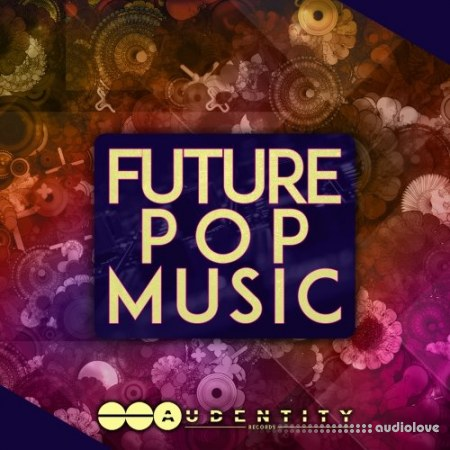 Audentity Records Future Pop Music WAV MiDi Synth Presets
