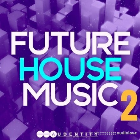 Audentity Records Future House Music 2 WAV MiDi Synth Presets