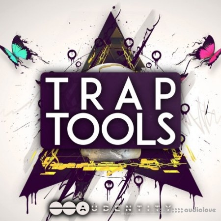 Audentity Records Trap Tools WAV MiDi Synth Presets