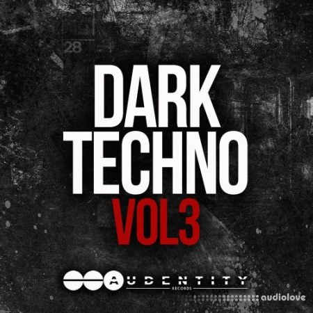 Audentity Records Dark Techno 3 WAV