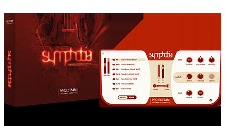 ProjectSAM Symphobia 1 v1.6 KONTAKT