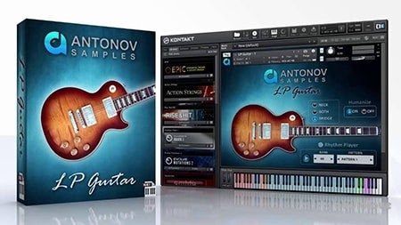 Antonov Samples LP Guitar KONTAKT
