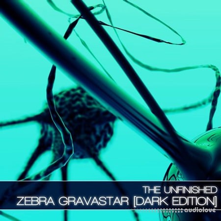 The Unfinished Zebra Gravastar Dark Edition Synth Presets
