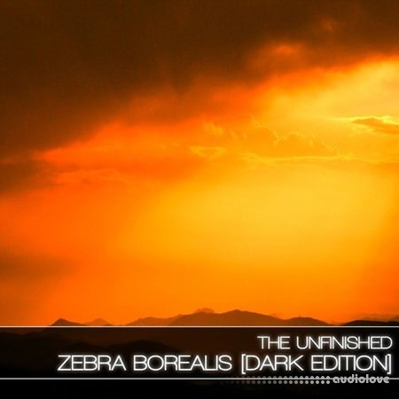 The Unfinished Zebra Borealis Dark Edition Synth Presets