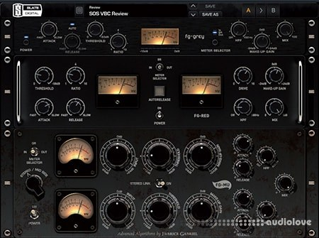 Slate Digital Virtual Buss Compressors v1.2.9.1 WiN