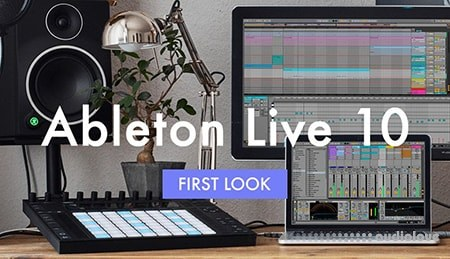 Sonic Academy Ableton 10 First Look with Chymera TUTORiAL