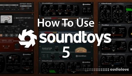 Sonic Academy How To Use Soundtoys 5 with Rory Webb TUTORiAL