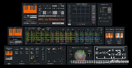 Fabrizio Poce J74 Progressive v4.0.4 Max for Live DAW Templates