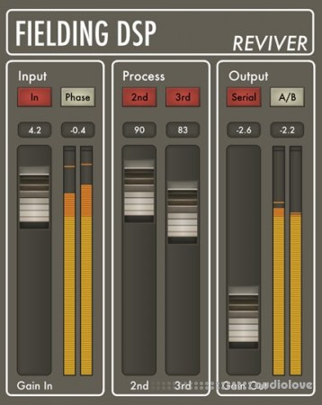 Fielding DSP Reviver v1.3.3 WiN MacOSX