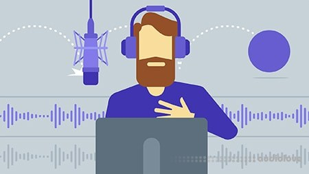 Lynda Voice-Over for Video and Animation TUTORiAL