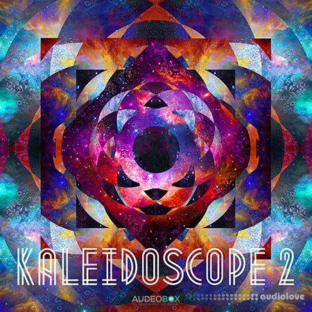 AudeoBox Kaleidoscope Future Bass 2 WAV MiDi