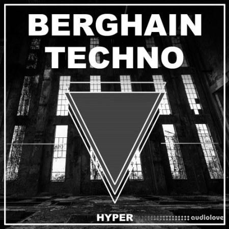 Hyper Berghain Techno WAV AiFF