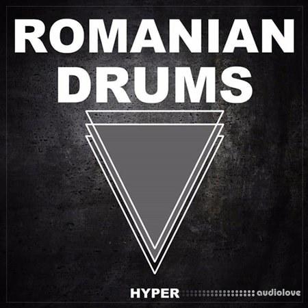 Hyper Romanian Drums WAV AiFF