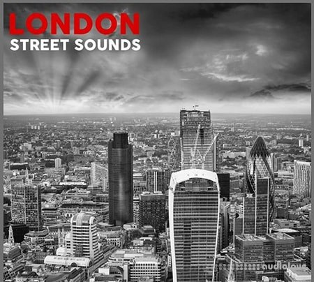 Output London Street Sounds WAV