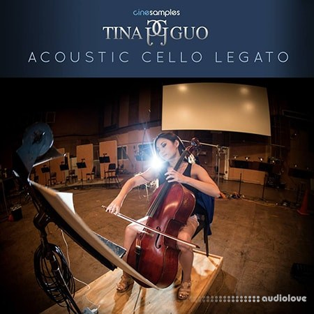 Cinesamples Tina Guo Acoustic Cello Legato KONTAKT