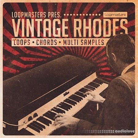 Loopmasters Vintage Rhodes MULTiFORMAT