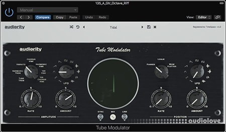Audiority Tube Modulator v1.0.1 CE WiN