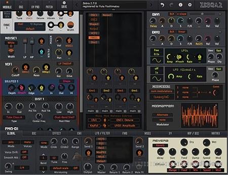 Plugmon Quick EDM Soundset
