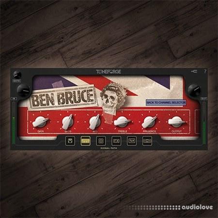 Joey Sturgis Toneforge Ben Bruce v1.1.1 WiN MacOSX