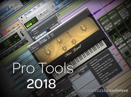 Groove3 Pro Tools 2018 Explained TUTORiAL