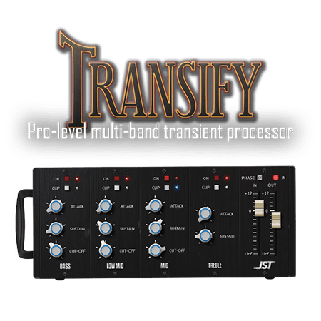 Joey Sturgis Tones Transify v1.3 WiN MacOSX