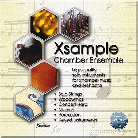 Best Service Xsample Chamber Ensemble KONTAKT