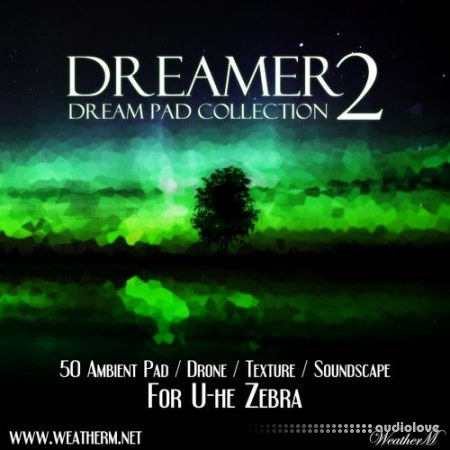 WeatherM Dreamer 2 for Zebra Synth Presets