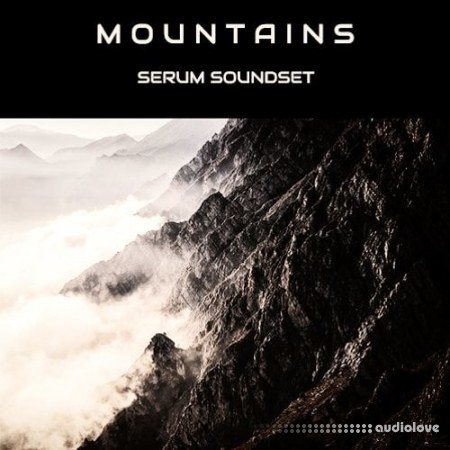Triple Spiral Audio Mountains Serum Soundset Synth Presets WAV