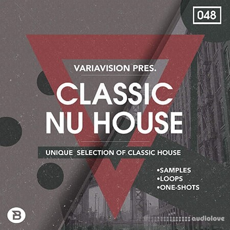 Bingoshakerz Variavision Classic Nu House WAV