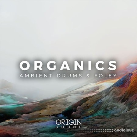 Origin Sound Organics Ambient Drums And Foley WAV MiDi