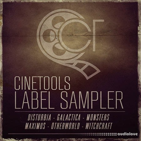 Cinetools Label Sampler WAV