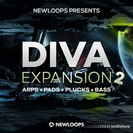 New Loops Diva Expansion 2 Synth Presets