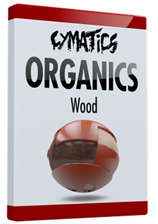 Cymatics Organics Wood WAV