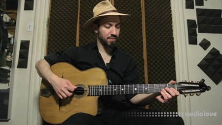 Udemy Gypsy Jazz Guitar Waltz Accompaniment TUTORiAL