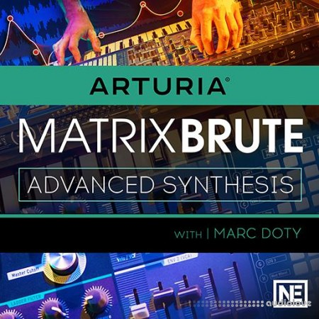 Ask Video MatrixBrute 201 Advanced Synthesis TUTORiAL