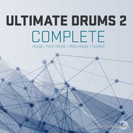 Sonic Academy Ultimate Drums 2 Progressive House Pack MULTiFORMAT