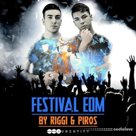 Audentity Records Festival EDM By Riggi And Piros WAV MiDi Synth Presets