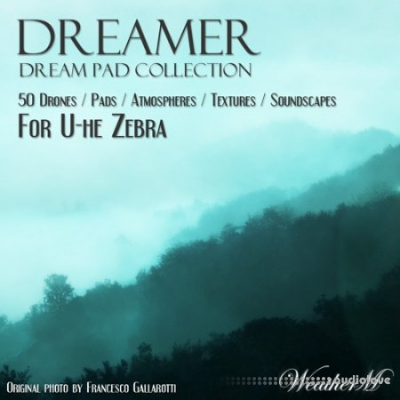 WeatherM Dreamer Synth Presets