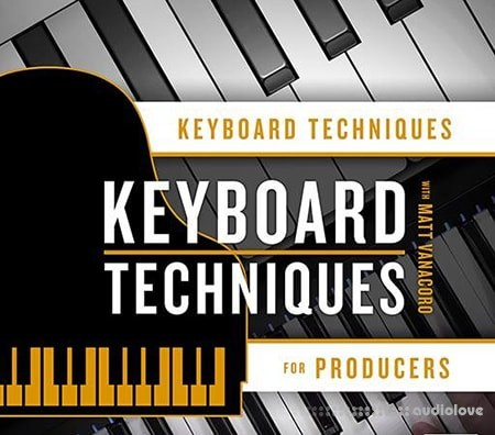 Ask Video KEYBOARD TECHNIQUES 101 Keyboard Techniques for Producers TUTORiAL