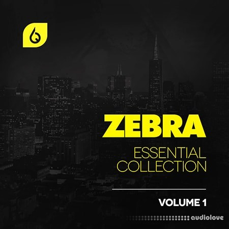 Freshly Squeezed Samples Zebra Essential Collection Vol.1 Synth Presets
