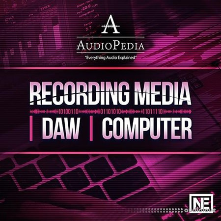 Ask Video AudioPedia 104 Recording Media DAW and Computer TUTORiAL