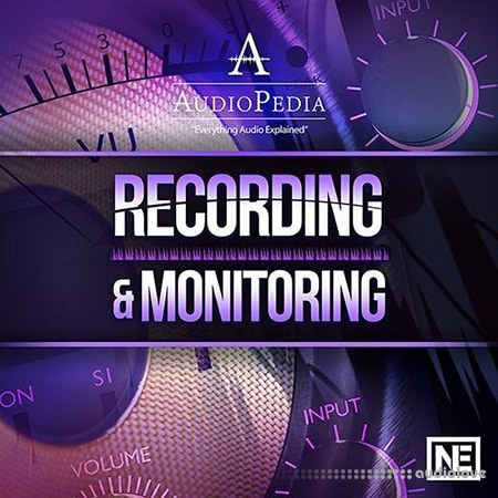 Ask Video AudioPedia 105 Recording and Monitoring TUTORiAL